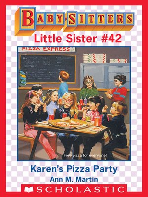 cover image of Karen's Pizza Party
