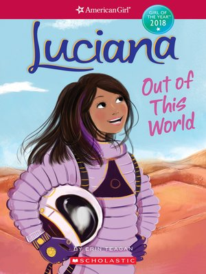 cover image of Luciana: Out of This World