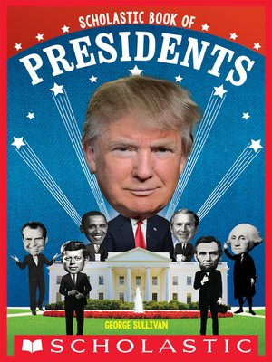 cover image of Scholastic Book of Presidents