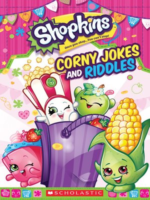 cover image of Corny Jokes and Riddles