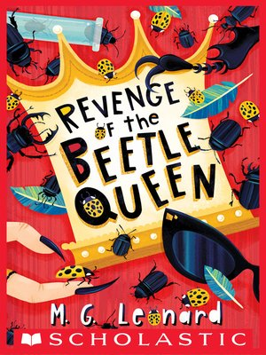 cover image of Revenge of the Beetle Queen
