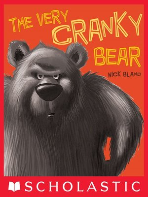 cover image of The Very Cranky Bear