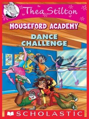 cover image of Dance Challenge