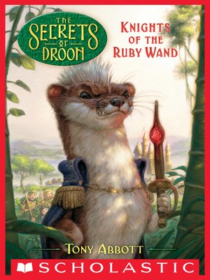 cover image of Knights of the Ruby Wand