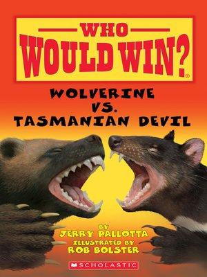 cover image of Wolverine vs. Tasmanian Devil