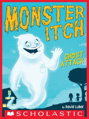 cover image of Ghost Attack