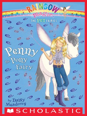cover image of Penny the Pony Fairy