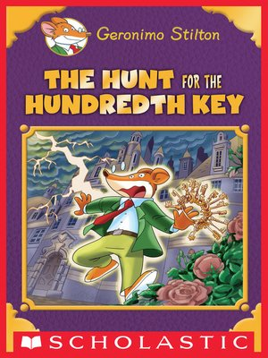 cover image of The Hunt for the 100th Key