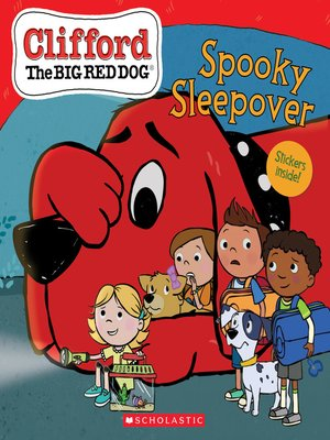 cover image of The Spooky Sleepover