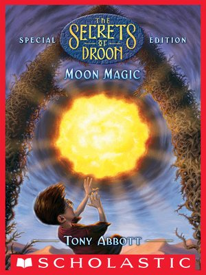 cover image of Moon Magic