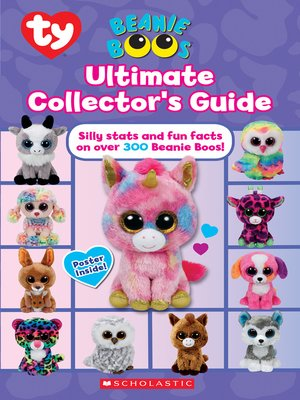 cover image of Beanie Boos Ultimate Collector's Guide