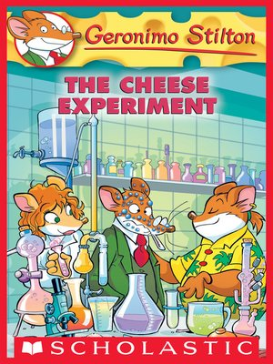 cover image of The Cheese Experiment