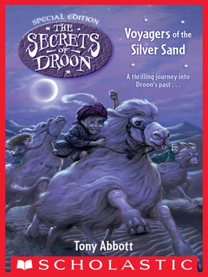 cover image of Voyagers of the Silver Sand
