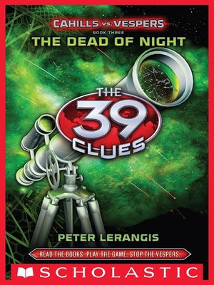 cover image of The Dead of Night