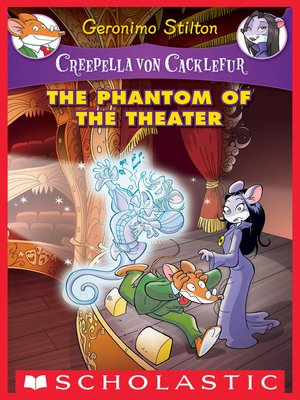 cover image of The Phantom of the Theater