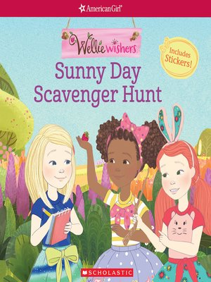 cover image of Sunny Day Scavenger Hunt