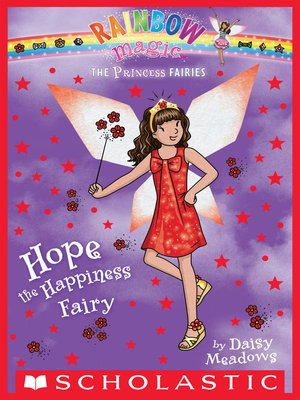 cover image of Hope the Happiness Fairy