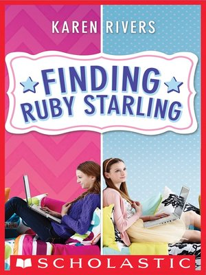 cover image of Finding Ruby Starling