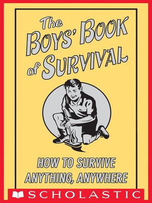 cover image of The Boys' Book of Survival