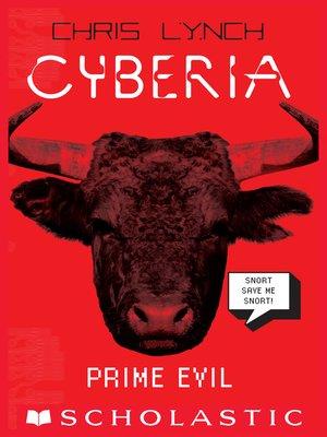 cover image of Prime Evil