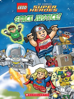 cover image of Space Justice!