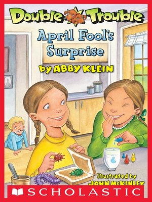 cover image of April Fool's Surprise