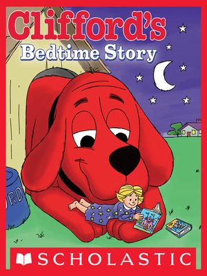 cover image of Clifford's Bedtime Story