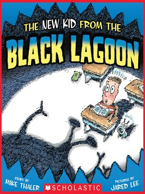 cover image of The New Kid From the Black Lagoon