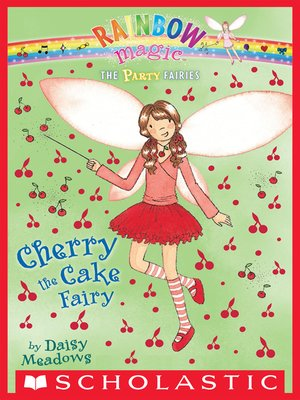 cover image of Cherry the Cake Fairy