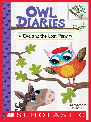cover image of Eva and the Lost Pony