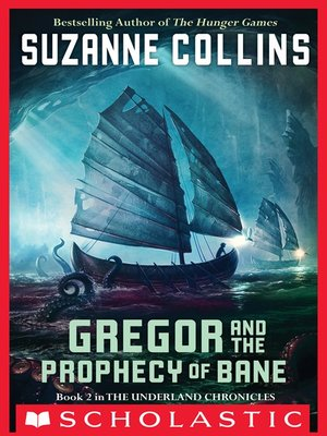 cover image of Gregor and the Prophecy of Bane