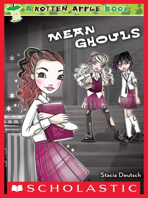 cover image of Mean Ghouls