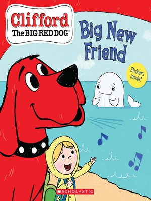 cover image of Big New Friend