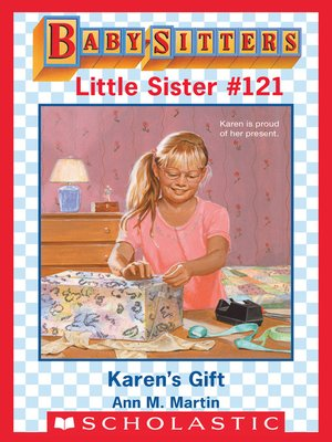 cover image of Karen's Gift