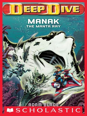 cover image of Manak the Manta Ray