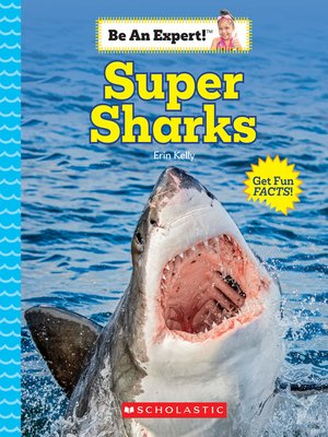 cover image of Super Sharks