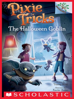 cover image of The Halloween Goblin