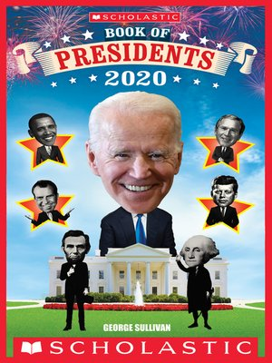 cover image of Scholastic Book of Presidents 2020