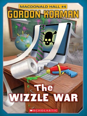 cover image of The Wizzle War
