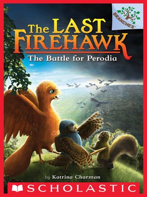 cover image of The Battle for Perodia