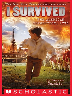 cover image of I Survived the American Revolution, 1776