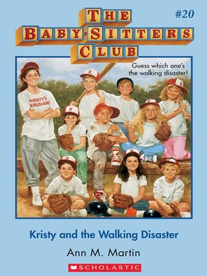 cover image of Kristy and the Walking Disaster