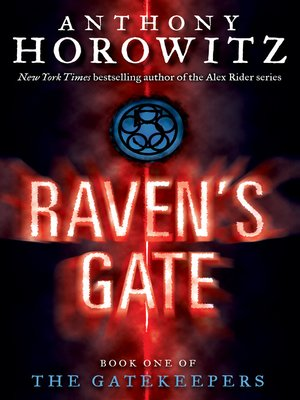 cover image of Raven's Gate