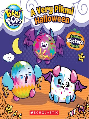 cover image of A Very Pikmi Halloween