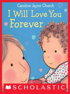 cover image of I Will Love You Forever
