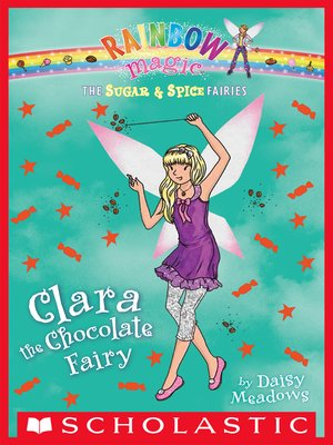 cover image of Clara the Chocolate Fairy