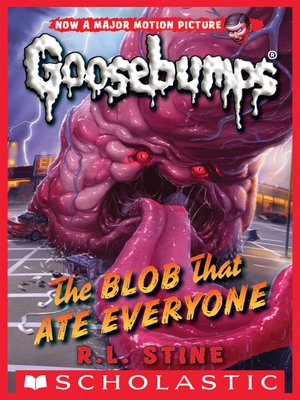 cover image of The Blob That Ate Everyone