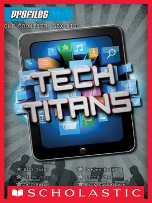 cover image of Tech Titans