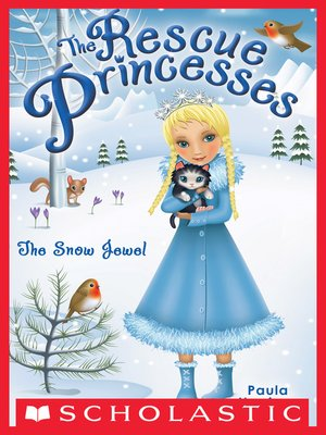 cover image of The Snow Jewel
