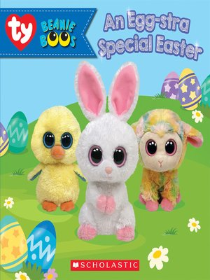 cover image of An Egg-Stra Special Easter